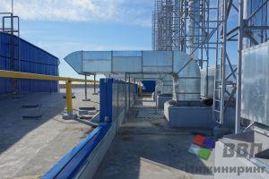 Воздуховоды вытяжных вентиляционных установок